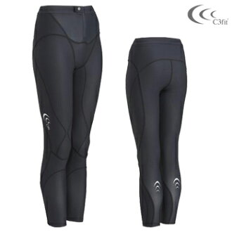 ? C3fit (Sisley fit) element long tights 3FW12122 / 12 SS