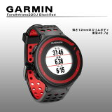 �㥯���ݥ����Ѥǹ��ˤ������GPS��ܥ��˥󥰥����å��ۥ����ߥ��GARMIN�� ���������� ForeAthlete220J BlackRed (�ե��������꡼��220J) 114764/14SS/���� ��CP0727�ۡڤ����ڡ�