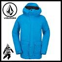 【NEWモデル】 UTILITARIAN Jacket BLU 【VOLCOM-ボルコム】 17/18 スノーボードウェア/ジャケット/パンツ 【送料無料/SALE/セール】 align=
