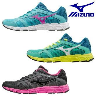 美津濃同步 SL (W) 基於土地的鞋類 / 婦女的慢跑鞋