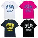 【夏物セール】 DRYCAL カレッジTシャツ 【svolme-スボルメ】 フットサルウェア/サッカーウェア 【SALE/セール】