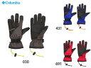 コロンビア:スコロパグローブ【Columbia Scolopa Glove アウトドア アパレルセール セール】【あす楽_土曜営業】【あす楽_日曜営業】