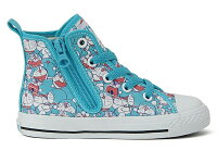 ����С������ڥ��å��ۥ��㥤��� �����륹���� N �ɥ館��� Z �ȣɡ�CONVERSE CHILD ALL STAR N DORAEMON Z HI �ɥ館��� �ɥ�ߤ���� ���å����塼�� ���ˡ������ۡڤ�����_���˱Ķȡۡڤ�����_���˱Ķȡ�