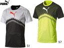 プーマ:【メンズ】IT evoTRG グラフィック Tee【PUMA サッカー フットサル Tシャツ】【あす楽_土曜営業】【あす楽_日曜営業】