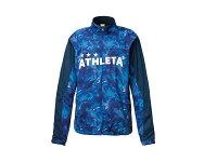 アスレタ:裏地付きウインドジャケット【ATHLETA サッカー トレーニング ウェア】【あす楽_土曜営業】【あす楽_日曜営業】の画像