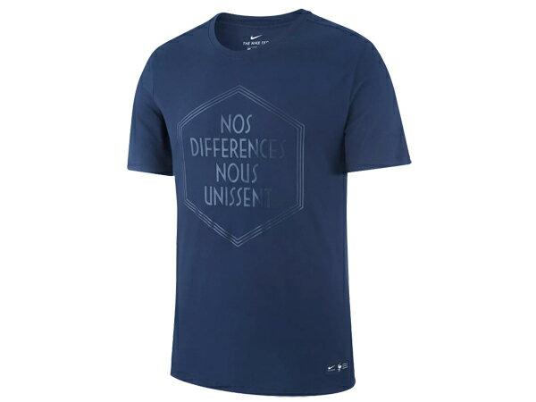 ナイキ:US規格フランス代表SQUAD半袖TシャツNIKEFFFサッカーTシャツあす楽 土曜営業あす