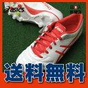 アシックス asics サッカー スパイク シューズ DS ライト X-FLY2 women TSI802 0023 ホワイト