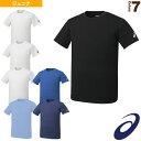 【オールスポーツ ウェア(メンズ/ユニ) アシックス】Tシャツ/ジュニア(XA6188)