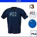 [フィラ テニス・バドミントンウェア(メンズ/ユニ)]グラフィックシャツ/メンズ(VM5226)
