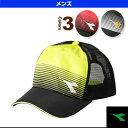 【テニス アクセサリ・小物 ディアドラ】キャップ/メンズ(DTA7732)