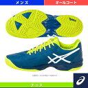 【テニス シューズ アシックス】GEL-SOLUTION SPEED 3/ゲルソリューションスピード 3/メンズ(TLL766)