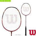 羽毛球 - 【バドミントン ラケット ウィルソン】RECON PX 9900 J SPIDER/レコン PX 9900 J スパイダー(WRT8831202)