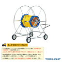 【水泳 設備・備品 TOEI(トーエイ)】 [送料別途]ステンレスコースロープ巻取器3(B-2759)