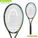 【テニス ラケット ヘッド】 Graphene 360+ GRAVITY MP/グラフィン 360+ グラビティ エムピー(233821)