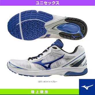 [美津濃慢跑鞋] Web 高祖皇帝 TR TR/波 / 中性 (J1GA1686)