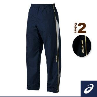 ASIC /ASICS 棒球磨損男女皆宜的黃金階段熱 app 褲子