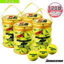 【テニス ボール ブリヂストン】BRIDGESTONE NP(エヌピー)『30球入×4袋』