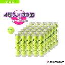 【テニス ボール ダンロップ】PRACTICE(プラクティス)『4球入×30缶』