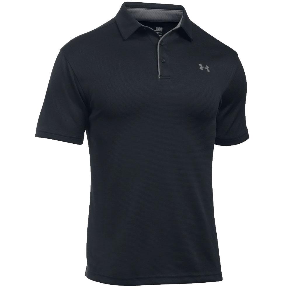 SALEアンダーアーマーUAテックポロメンズゴルフウェアポロシャツ1290140