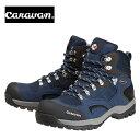 キャラバン C1_02S ネイビー 登山靴・トレッキングシュ...
