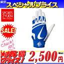 【全品クーポン利用で10%OFF】ナイキ ジュニア 少年用 両手 バッティング手袋 BA1009 178