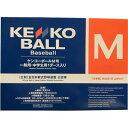 ★期間限定!3/4(月)20時まで!SALE価格★ ナガセ ケンコー 軟式野球ボール M号 一般・