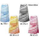 【ポイント3倍】●speedo(スピード)ラップタオル(小)★SD96T04*
