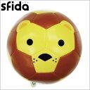サッカー ミニボール 1号球 スフィーダ フットボールズー ベビー SFIDA FOOTBALL ZOO BABY BSFZOOB-02