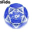 サッカーボール 5号球 スフィーダ KALEIDO カレイド ブルー BSFKL04-BLU BSF-KL04-BLU ※返品・交換不可商品※