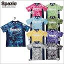 Spazio ジュニア ウェア MARMO プラクティスシャツ 【SPAZIO2017SS】 GE0380 GE-0380