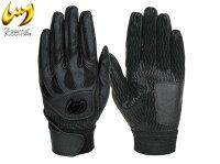 【ジームス】 Zeems バッティング手袋 両手用 ZER-610B 【ゆうパケット/メール便可】の画像