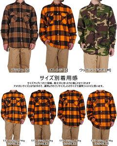 ROTHCO�?��/HEAVYWEIGHTFLANNELSHIRTS6COLOR�إӡ��������ȥե��ͥ륷�����6���ߥ��ե��å������ǥ�������˥��å����礭�ʥ�����B�ϥͥ륷���(shirt001)