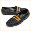 menghi / メンギー ラバーシューズ ドライビングシューズ 靴 NERO (ブラック)
