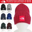 ノースフェイス ニット帽 THE NORTH FACE ニットキャップ カプチョリッド 3 ビー二ー 全11色 NN01556 ニット帽 帽子 小物 スキ用 アウトドア デザイン帽子メンズ レディース兼用 山 シンプル 立体 ケーブル