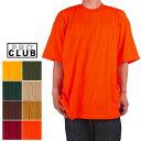 【ネコポス対応可】プロクラブ ヘビーウェイト 半袖 Tシャツ メンズ レディース ファッション ストリート 無地 PRO CLUB アメリカ規格 大きいサイズ カラバリ ビッグサイズ XLサイズ以上 PROSST