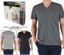 ラルフローレン 半袖 Vネック Tシャツ メンズ 無地 3枚セット POLO RALPH LAUREN レディース 大きいサイズ ショートスリーブ Tシャツ ダンス衣装 ナイトウェアー インナー S M L XL XXL