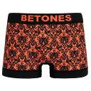 【パッケージなしでメール便OK】 BETONES ビトーンズ SLASH3 ORANGE SL003-2 正規品