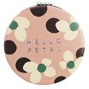 キャロラインガードナー caroline gardner hello petal pocket miller ハロー ペトル ポケットミラーミラー ブランド デザイナーズ コンパクトミラー UK ロンドン PKM106ギフト プレゼント