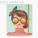 RIFLE PAPER CO.ライフルペーパー WONDER GIRL 20212021 カレンダー CALENDAR スケジュールブック スケジュール帳PLM020-WONDER GIRL 2021ギフト プレゼント 母の日