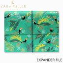 サラミラー ファイル エキスパンダ- ファイル SARA MILLER EXPANDER FILEブランド デザイナーズ ステーショナリー UK ロンドン SMIL3042-Expender fileギフト プレゼント