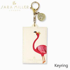 サラミラー キーホルダー キーリング SARA MILLER Key