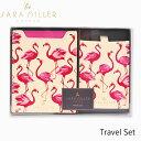 サラミラー パスケース トラベルセット SARA MILLER Travel Setブランド デザイナーズ パスポートケース ラゲッジタグ UK ロンドン SMIL3049ギフト プレゼント