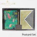 サラミラー ポストカード セット SARA MILLER Postcard Set ブランド デザイナーズ UK ロンドン SMIL3601ギフト プレゼント