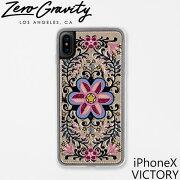 ゼログラビティ アイフォン ケース アイフォン X ヴィクトリー ZEROGRAVITY iPhone X VICTORYスマホ ケース ブランド LAブランド iPhoneX VICTORYスマホ ギフト プレゼント