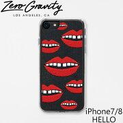 ゼログラビティ アイフォン ケース アイフォン 7 / 8 ハロー ZEROGRAVITY iPhone 7 / 8 HELLOアイフォン ケース ブランド LAブランド iPhone7/8 HELLOスマホ ギフト プレゼント