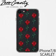 ゼログラビティ アイフォン ケース アイフォン 7 / 8 スカーレット ZEROGRAVITY iPhone 7 / 8 SCARLETアイフォン ケース ブランド LAブランド iPhone7/8 SCARLETスマホ ギフト プレゼント