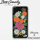 ゼログラビティ アイフォン ケース アイフォン テン エンチャント ZEROGRAVITY iPhoneX ENCHANTブランド LAブランド スマホ ケース iPhoneX ENCHANTギフト プレゼント