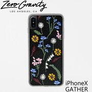ZEROGRAVITY ゼログラビティ アイフォン ケース iPhoneX GATHER アイフォン テン ギャザーアイフォン ケース ブランド LAブランド iPhoneX GATHERスマホ ギフト プレゼント