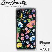 ZEROGRAVITY ゼログラビティ アイフォン ケース iPhoneX MARIE アイフォン テン マリーアイフォン ケース ブランド LAブランド iPhoneX MARIEスマホ ギフト プレゼント