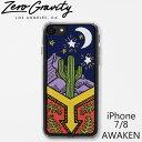 ZEROGRAVITY ゼログラビティ アイフォン ケース iPhone7/8 AWAKEN アイフォン 7/8 アウェーケンアイフォン ケース ブランド LAブランド iPhone7/8 AWAKENスマホ ギフト プレゼント